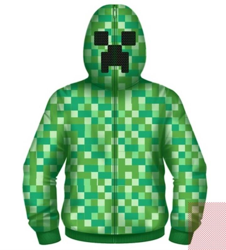 Boys__Minecraft_Hoodie___Target